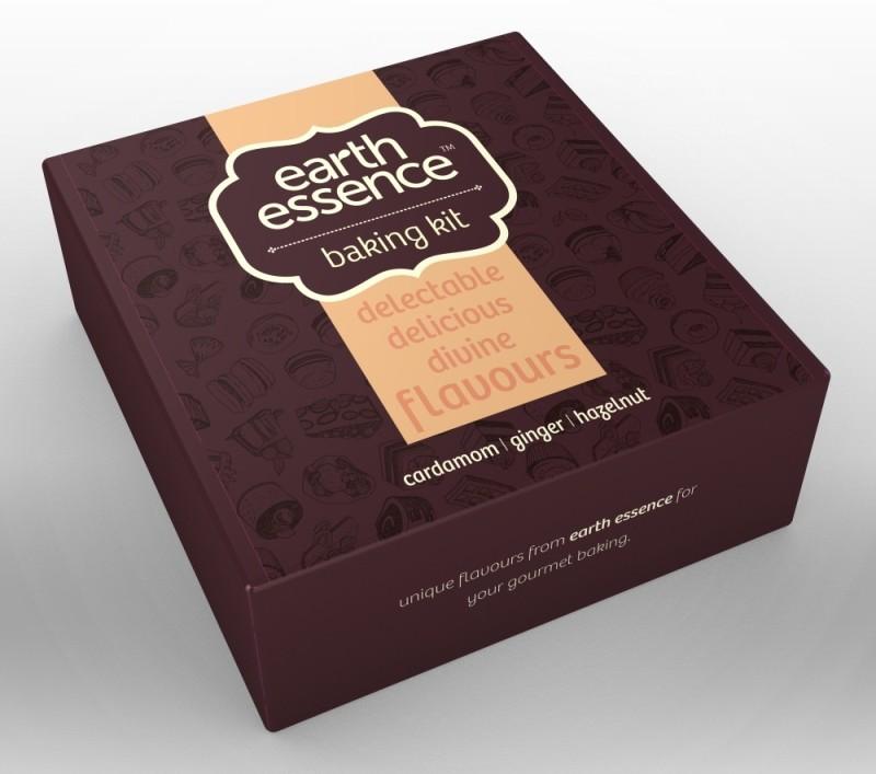 Earth Essence Flavours Cardamon Liquid Food Essence(180 ml)