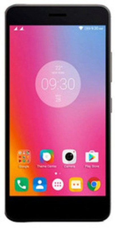Lenovo K6 Power (Dark Gray 32 GB)(With 4 GB RAM)