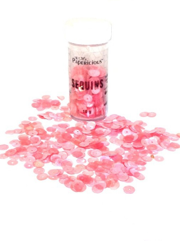 craftsneed BABY PINK Sequins(10 g)