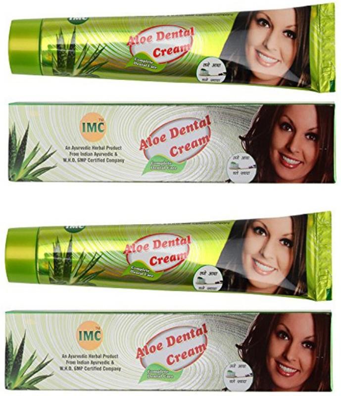IMC Aloe Dental Cream, set of 2(200 g)