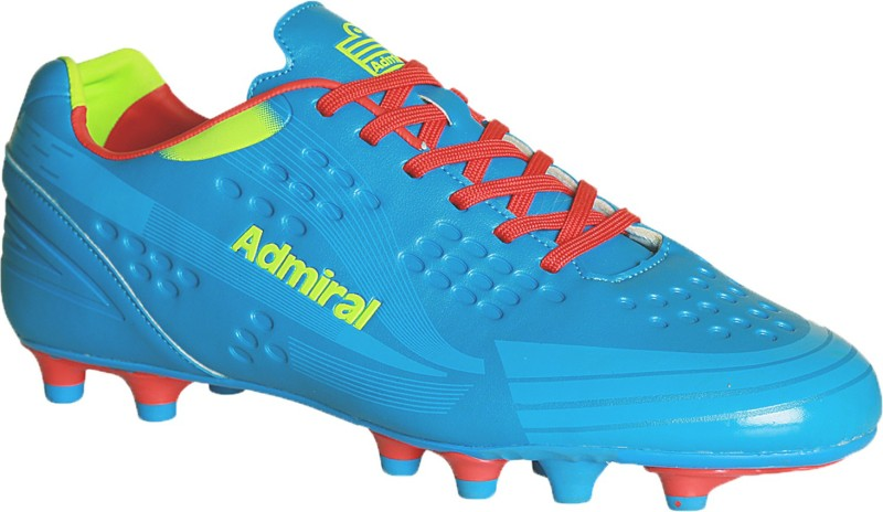 Admiral Aston Football Shoes For Men(Blue)