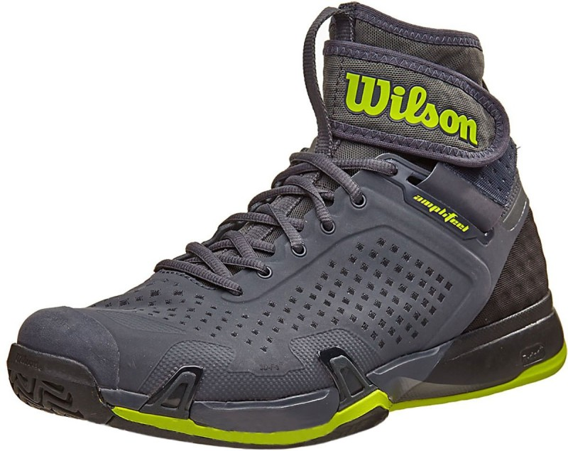Wilson Amplifeel Tennis Shoes(Black, Green)