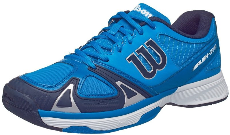 Wilson Rush Evo Tennis Shoes(Blue)