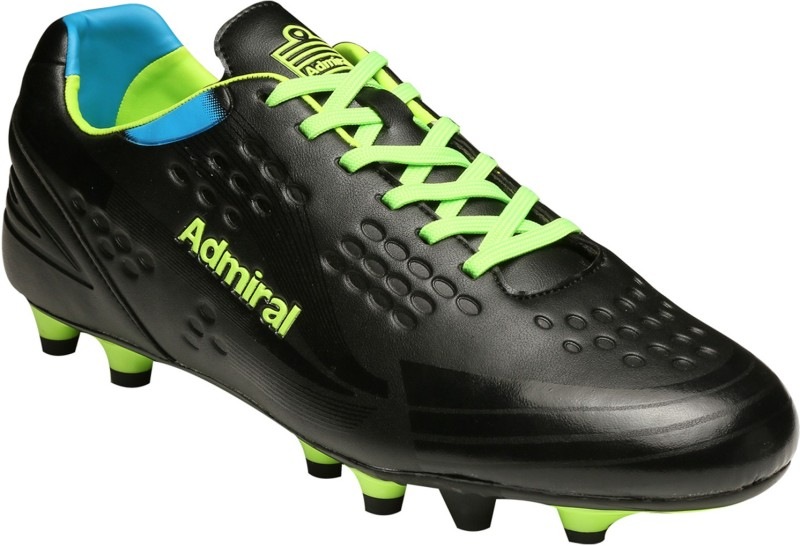 Admiral Aston Football Shoes(Black)