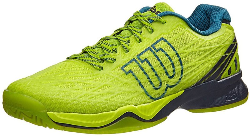 Wilson Kaos Tennis Shoes For Men(Green)