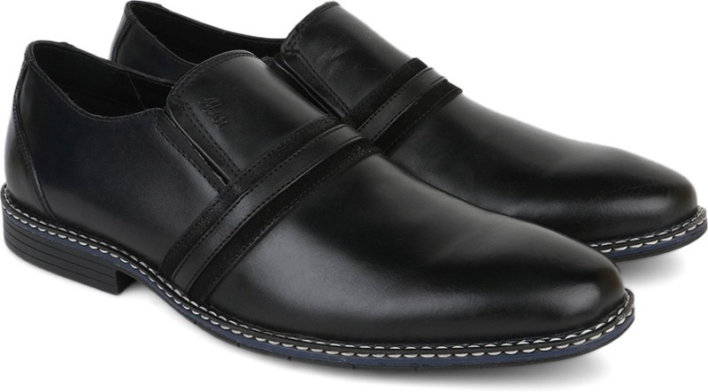 Carlton London Mr. CL Genuine Leather Slip On