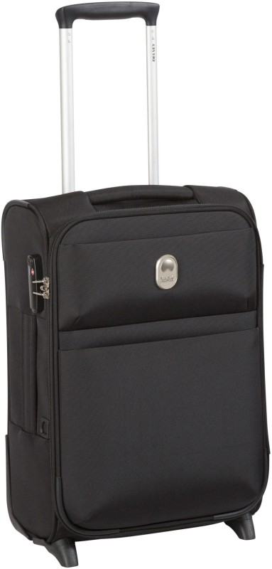 Delsey Joras Check-in Luggage - 62 inch(Black)