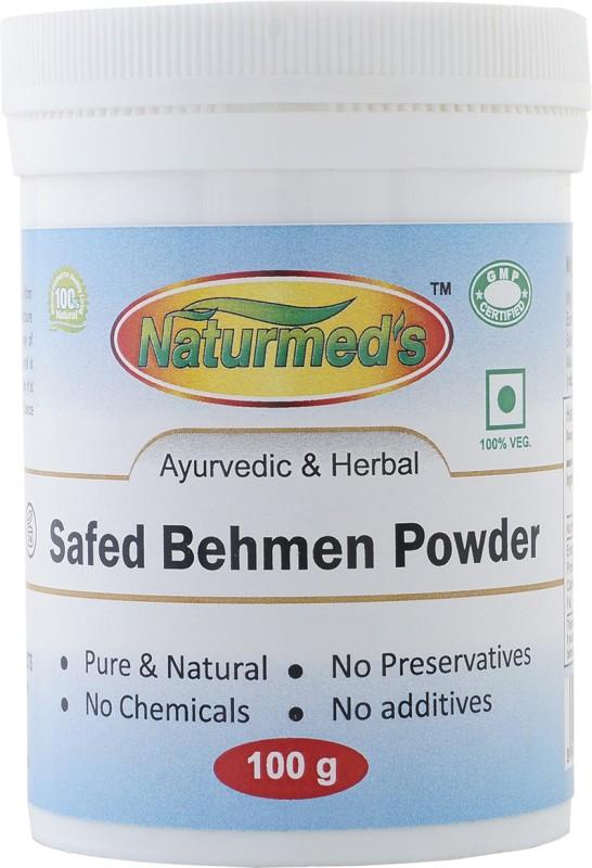 Naturmed's SAFED BEHMEN POWDER(100 g)