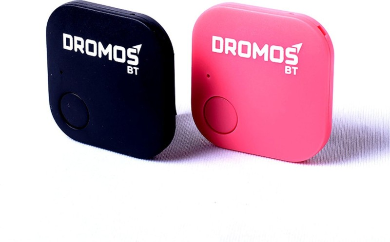 Dromos Bluetooth Item Tracker(Pack of 2)