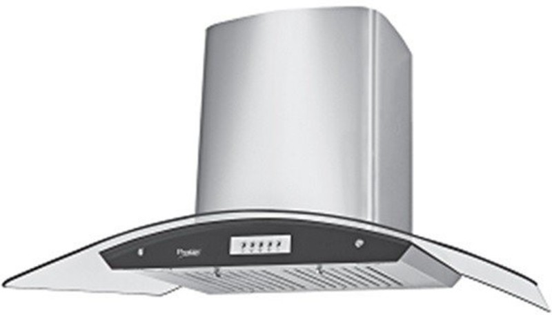 Prestige GKH900CS Wall Mounted Chimney(Black 850)
