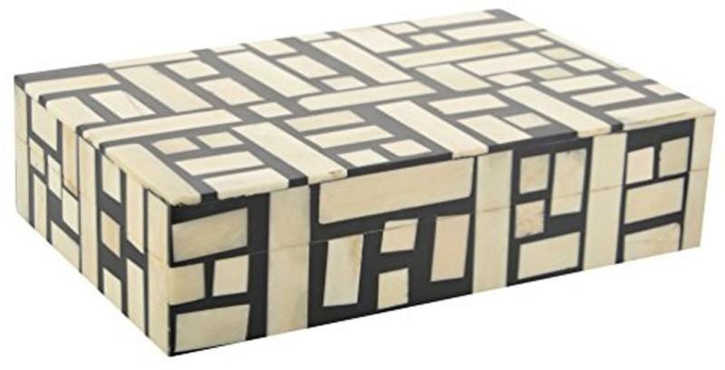 Vintageware Decorative Multi-Purpose Wooden Gift Box(Multicolor)