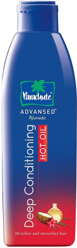 Parachute Advansed Deep Conditioning Hot Hair Oil(190 ml)