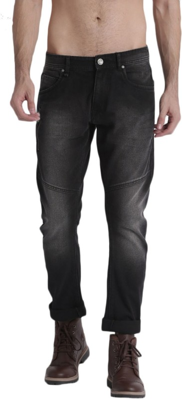Roadster Skinny Men Black Jeans