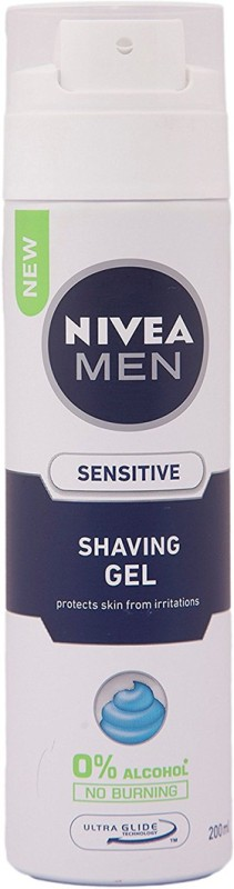 Nivea Men Sensitive Shaving Gel(200 ml)