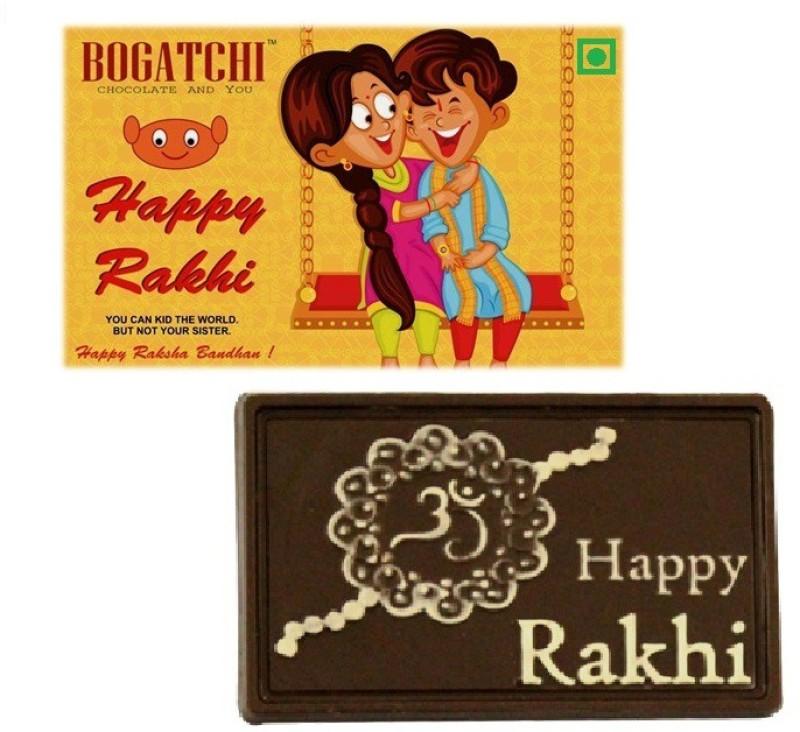 BOGATCHI Happy Rakhi Delight Bars(70 g)