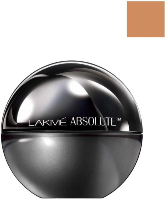 Lakme Absolute Mattreal Skin Natural Mousse SPF8 Foundation(Golden Medium 03, 25 g)