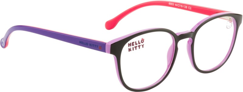 Hello Kitty Full Rim Wayfarer Frame(44 mm)