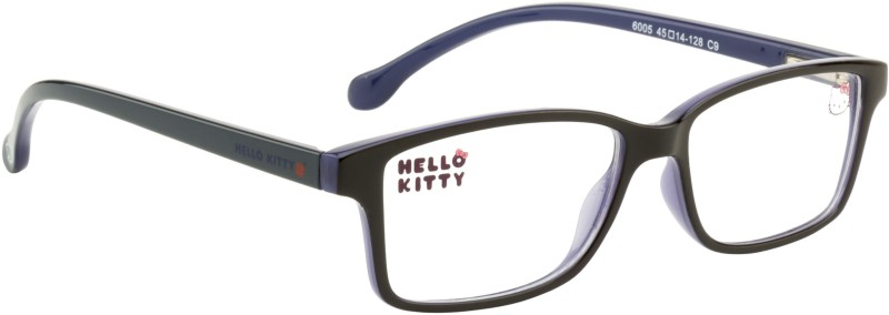 Hello Kitty Full Rim Wayfarer Frame(45 mm)