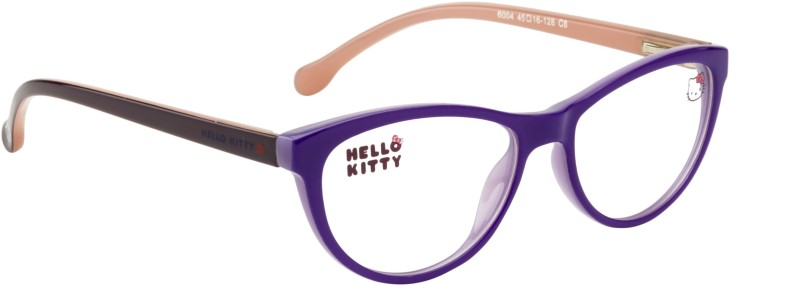 Hello Kitty Full Rim Cat-eyed Frame(45 mm)