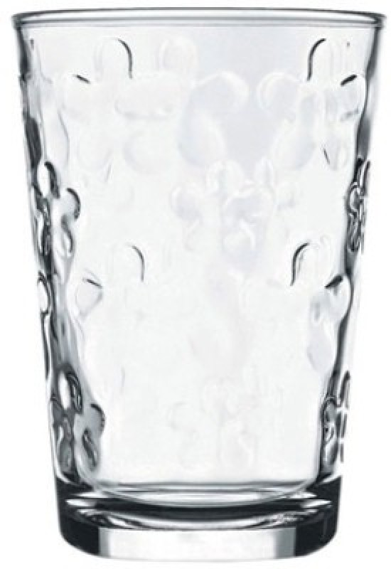 Pasabahce 52944-Tumbler Glass Set(205 ml, Clear, Pack of 6)