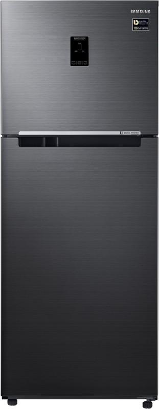 SAMSUNG RT39M5538BS/TL 394Ltr Double Door Refrigerator