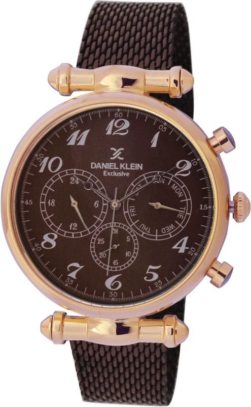 Daniel Klein DK11423-1 Analog Watch - For Men