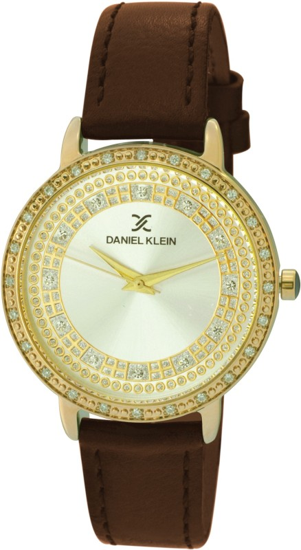 Daniel Klein DK11399-6 Analog Watch - For Women
