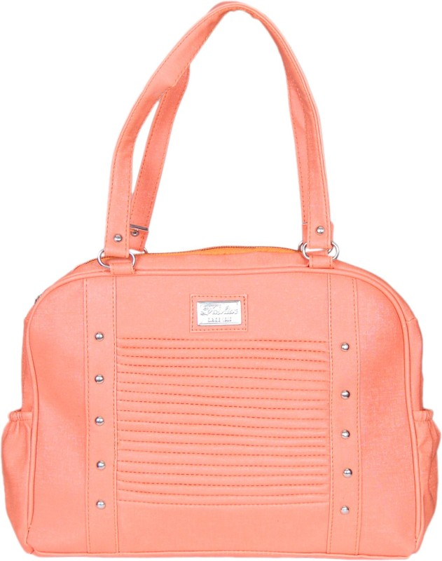 3NG Women Orange Shoulder Bag