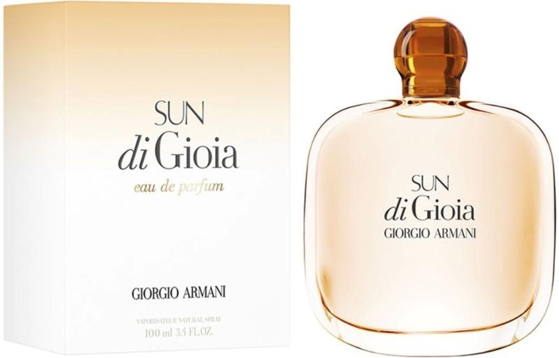 Giorgio Armani Sun Di Gioia Eau de Parfum - 100 ml(For Women)