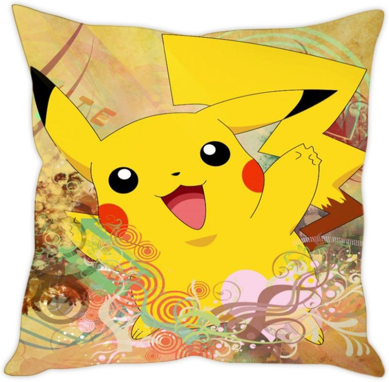 Sleep Nature's Printed Cushions Cover(40.63 cm*40.63 cm, Multicolor)