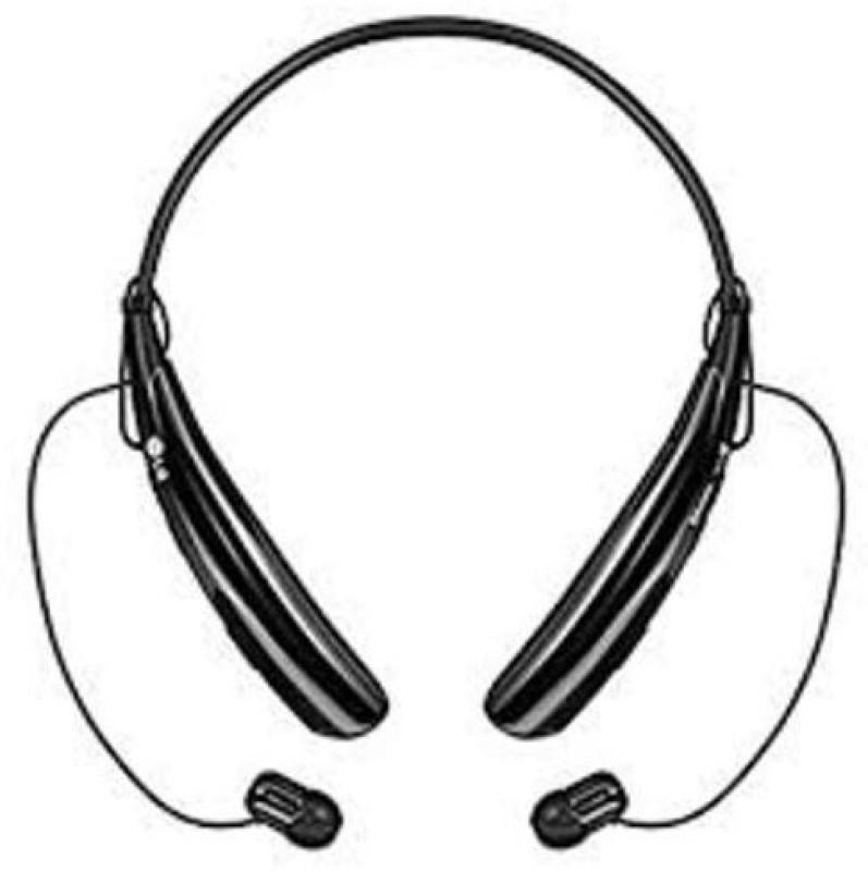 TECHNO FROST HBS-800S-011 Smart Headphones(Wireless)