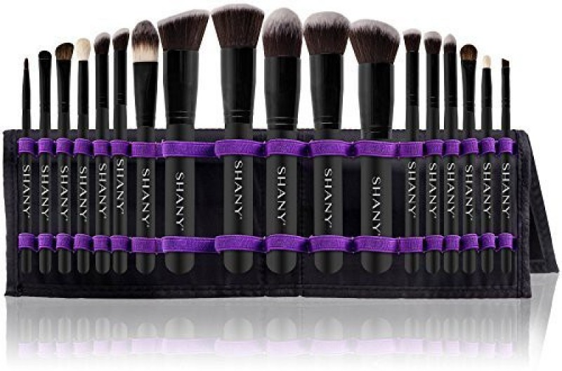 Shany Cosmetics Artisans Easel - Elite Cosmetics Brush Collection(Pack of 18)