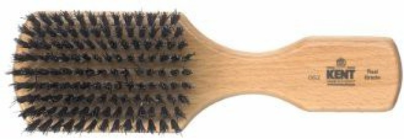 Kent Brushes Club Beech Wood Hairbrush, OG2, 6 Ounce