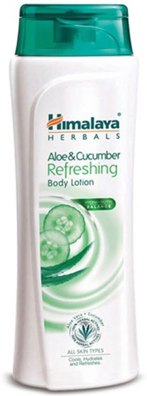 Himalaya Aloe and Cucumber Refreshing Body Lotion(400 ml)