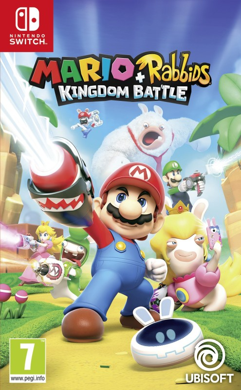 Mario + Rabbids Kingdom Battle(for Nintendo Switch)