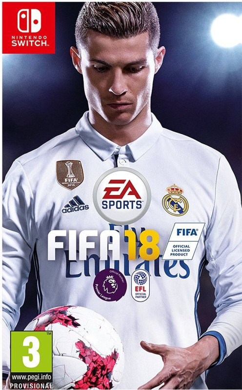 FIFA 18(for Nintendo Switch)
