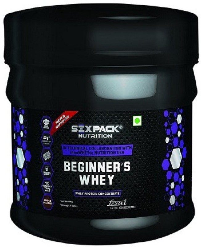 Six Pack Nutrition Whey Protein(320 g, Choco Delight)