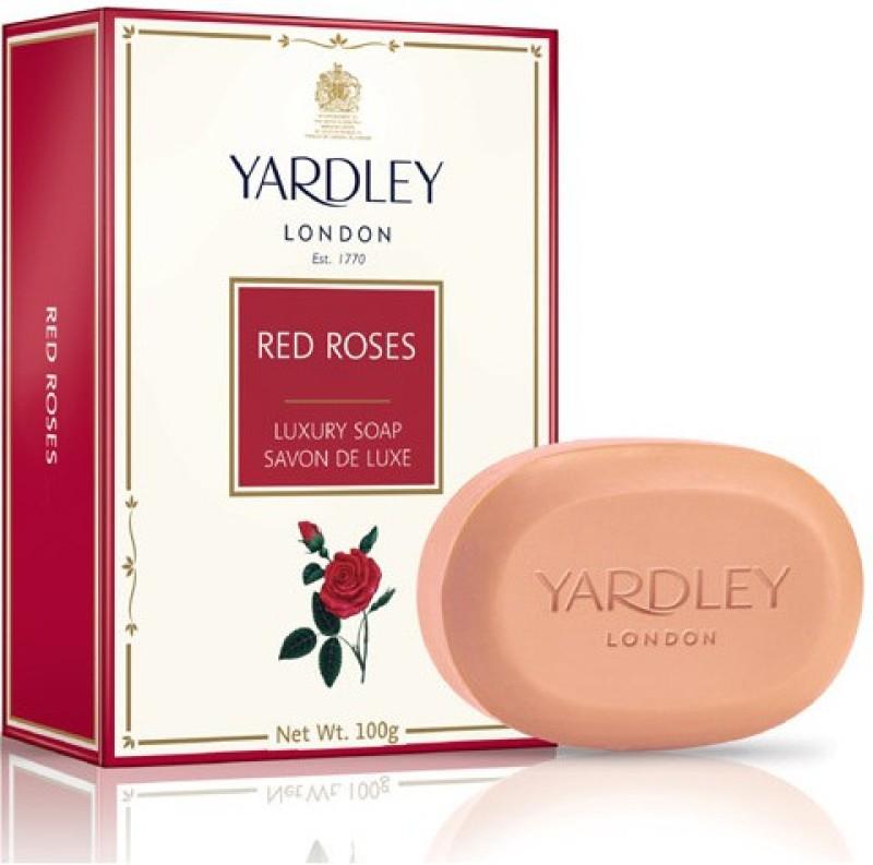 Yardley London Red Roses Luxury Soap(100 g)