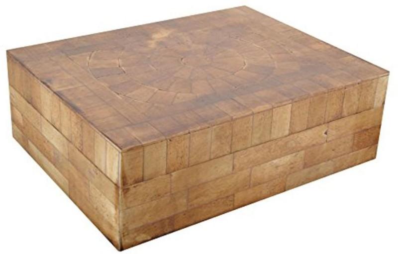 Vintageware Decorative Wooden Gift Box(Brown)