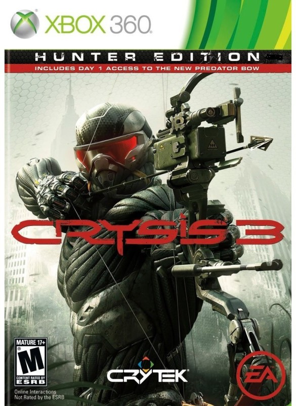 Crysis 3 Hunter Edition for Xbox 360