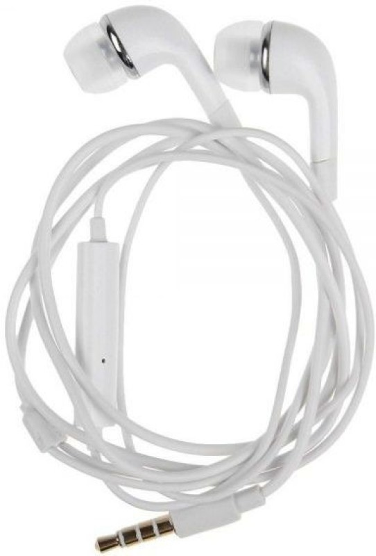5PLUS 5PHF09 FOR ALL APPLE IPHONE MODELS Headset with Mic(Multicolor, In the Ear)