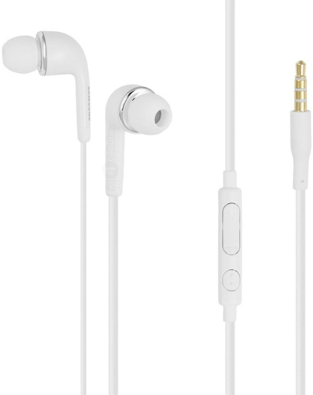 5PLUS 5PHF010 COMPATIBLE WITH ALL SMART PHONES Headset with Mic(Multicolor, In the Ear)