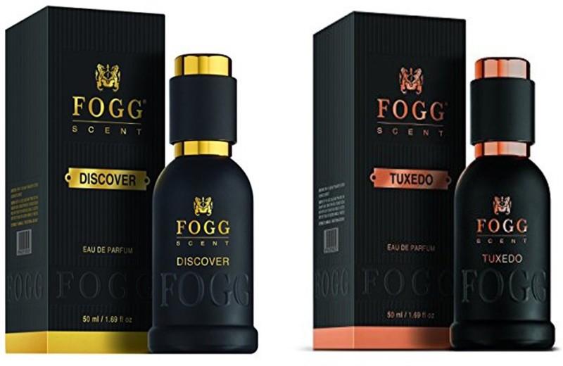 FOGG COMBO PACK OF FOGG Extrait De Parfum - 50 ml(For Men)