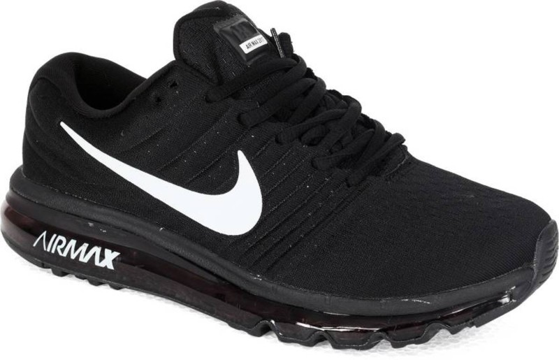 Airmax Running Shoes(Black)