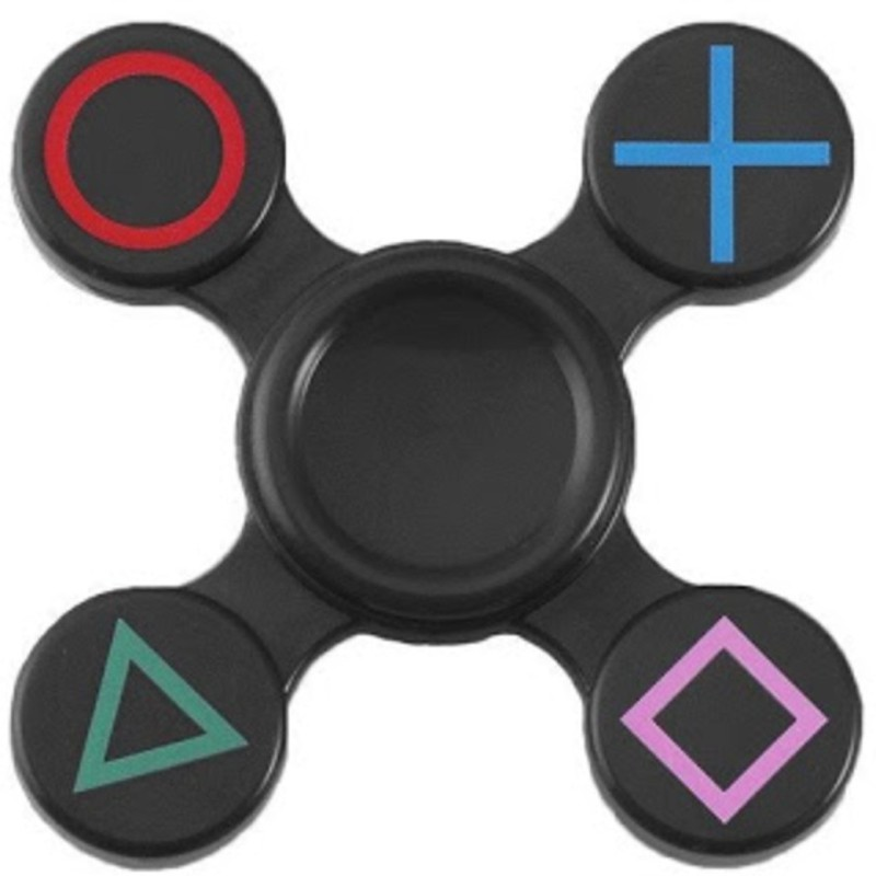 Metro PSP FIDGET SPINNER PREMIUM QUALITY(Black)
