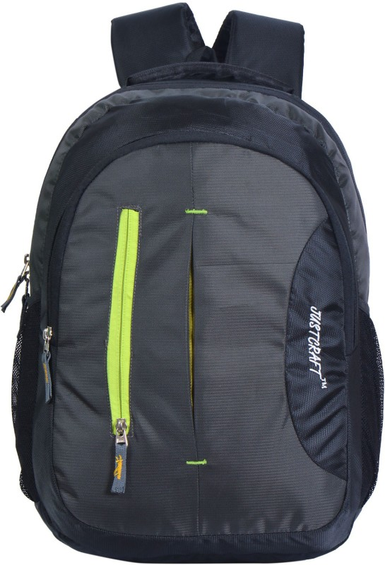 Justcraft Croma 25 L Backpack(Grey)