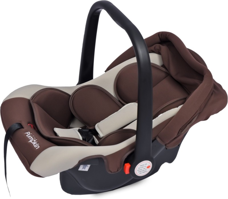 Little Pumpkin Kiddie Kingdom Baby Car Seats Car Seat(Brown Beige)