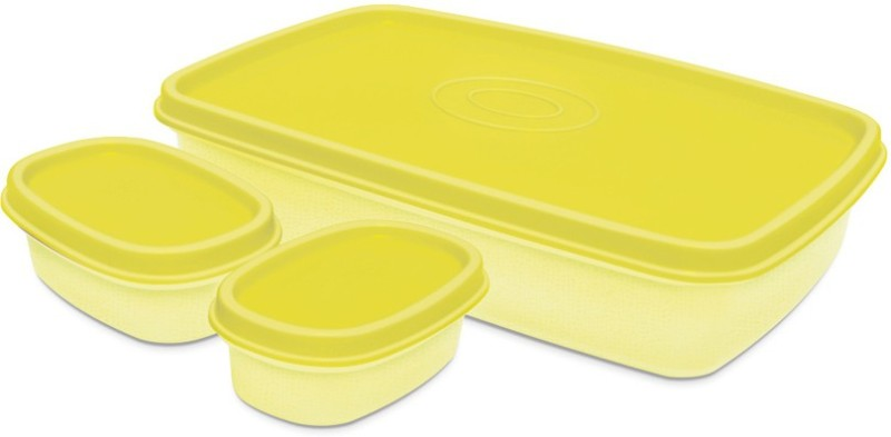 Milton i fresh 3 Containers Lunch Box(1000 ml)