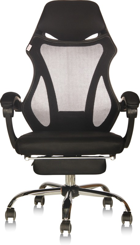 Silver Arrow Executive Chair NA Office Executive Chair(Black)