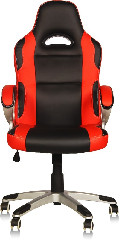 Silver Arrow Executive Chair Leatherette Office Executive Chair(Multicolor)